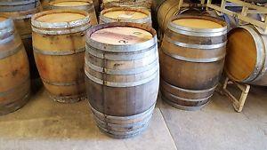 oak wine barrels for sale